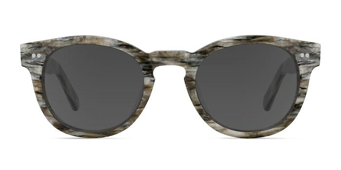 Horizon Stone Acetate Sunglass Frames from EyeBuyDirect