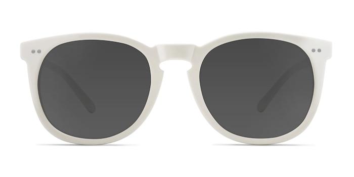 Ethereal Cream Acetate Sunglass Frames from EyeBuyDirect