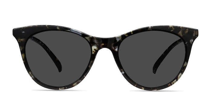 Cartel Tortoise Plastic Sunglass Frames from EyeBuyDirect