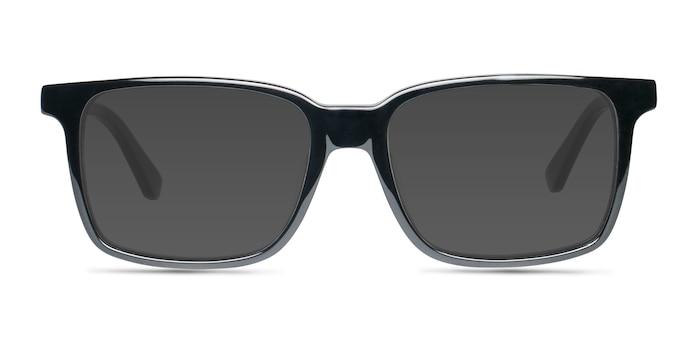 Epoch Black Acetate Sunglass Frames from EyeBuyDirect