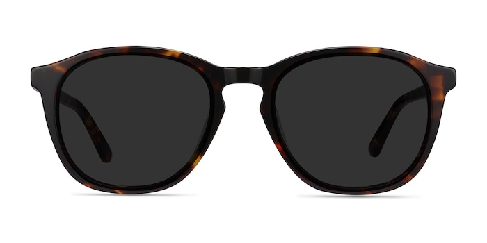 Acapulco Tortoise Acetate Sunglass Frames from EyeBuyDirect