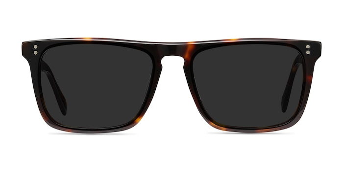 Cantina Tortoise Acetate Sunglass Frames from EyeBuyDirect