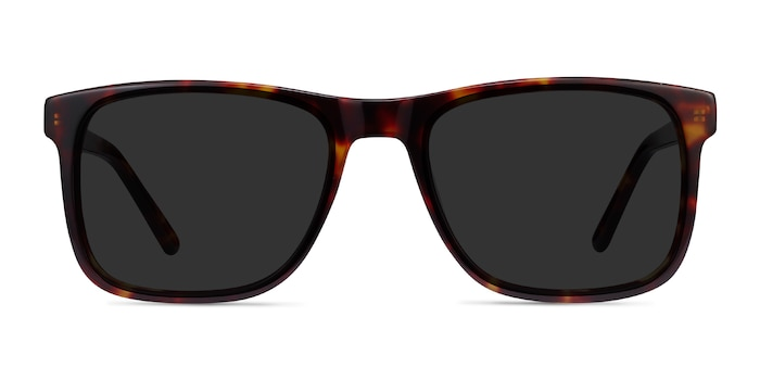 Kudos Tortoise Acetate Sunglass Frames from EyeBuyDirect