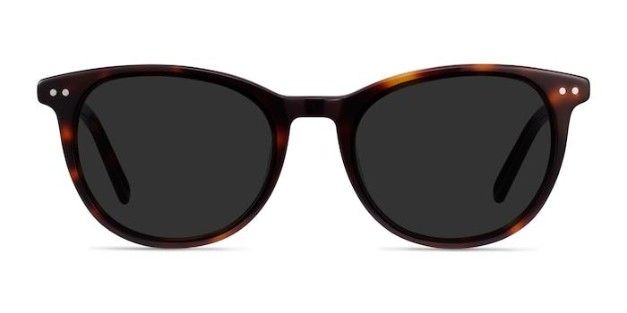 Rhythm Tortoise Acetate Sunglass Frames from EyeBuyDirect