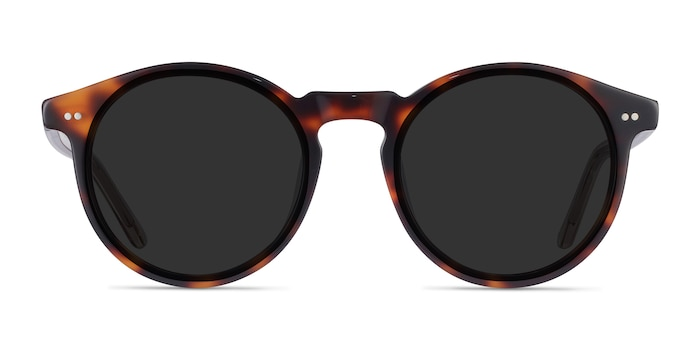 Luminance Tortoise Acetate Sunglass Frames from EyeBuyDirect