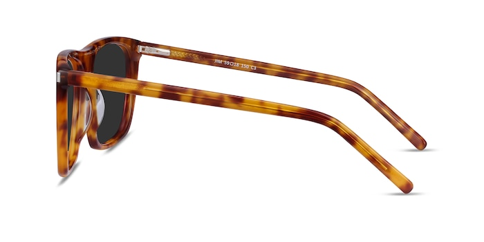 Jim Light Tortoise Acetate Sunglass Frames from EyeBuyDirect