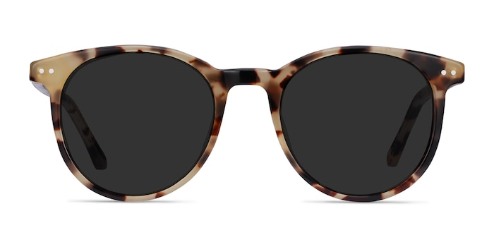 Seah Tortoise Acetate Sunglass Frames from EyeBuyDirect