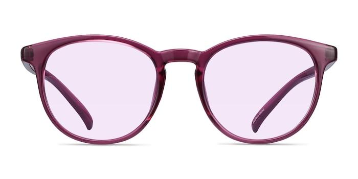 Deja Vu Cassis Plastic Sunglass Frames from EyeBuyDirect