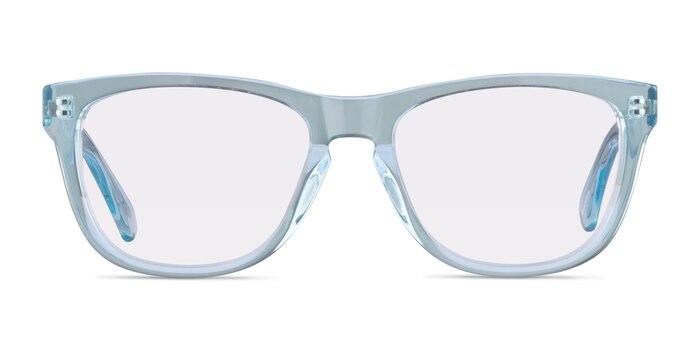 Malibu Clear Blue Acetate Sunglass Frames from EyeBuyDirect