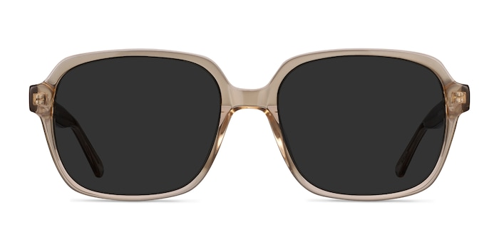 Marlon Brown Acetate Sunglass Frames from EyeBuyDirect