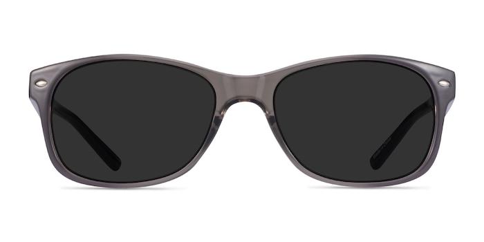 Jump Gray Plastic Sunglass Frames from EyeBuyDirect