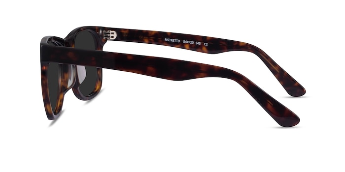 Ristretto Tortoise Acetate Sunglass Frames from EyeBuyDirect
