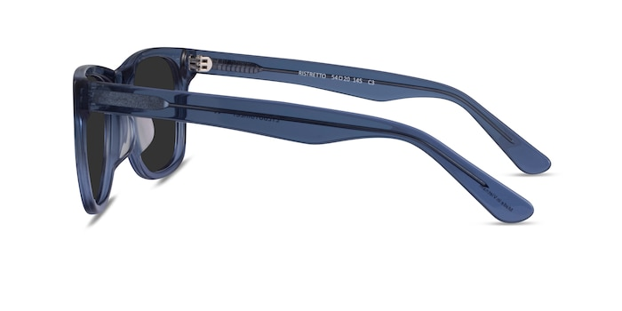 Ristretto Clear Blue Acetate Sunglass Frames from EyeBuyDirect