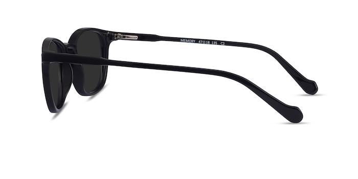 Memory Black Acetate Sunglass Frames from EyeBuyDirect