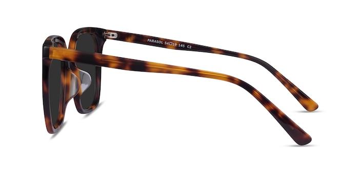 Parasol Tortoise Acetate Sunglass Frames from EyeBuyDirect