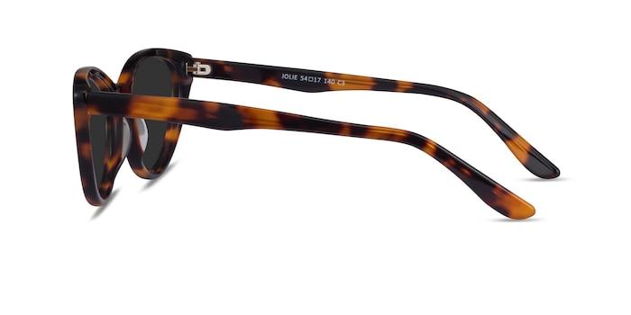 Jolie Tortoise Acetate Sunglass Frames from EyeBuyDirect