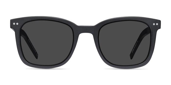 Peach Matte Black Acetate Sunglass Frames from EyeBuyDirect