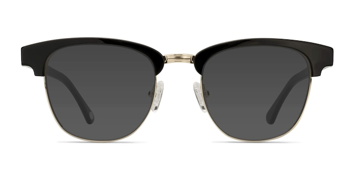 Somebody New Black Acetate-metal Sunglass Frames from EyeBuyDirect