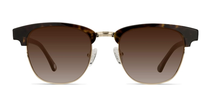 Somebody New Tortoise Acetate-metal Sunglass Frames from EyeBuyDirect