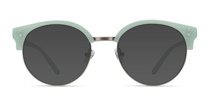 Samba Mint Frost Plastic-metal Sunglass Frames from EyeBuyDirect