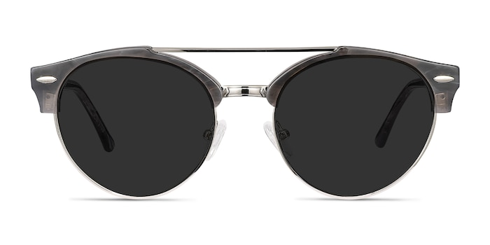 Sands Gray Acetate Sunglass Frames from EyeBuyDirect