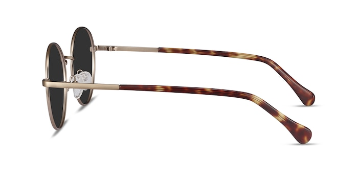 Grasp Bronze Acetate-metal Soleil de Lunette de vue d'EyeBuyDirect