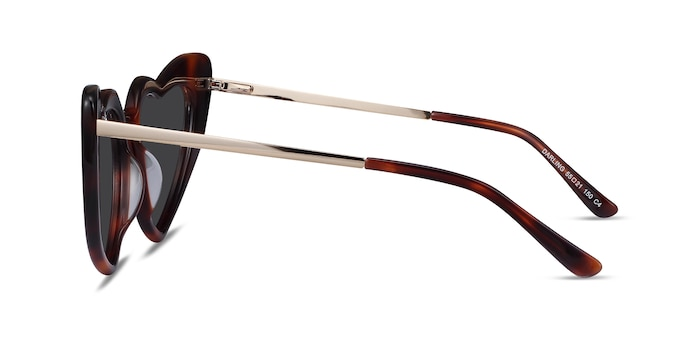 Darling Tortoise Acetate-metal Sunglass Frames from EyeBuyDirect