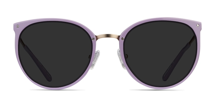 Crush Lavender Acetate-metal Sunglass Frames from EyeBuyDirect
