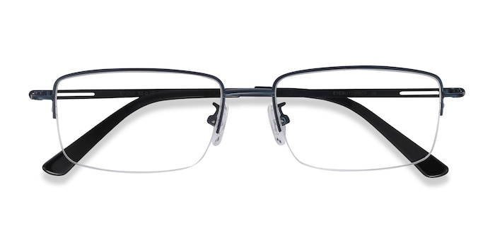 Navy Studio -  Metal Eyeglasses