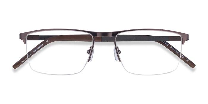 Gunmetal Belong -  Carbon Fiber Eyeglasses