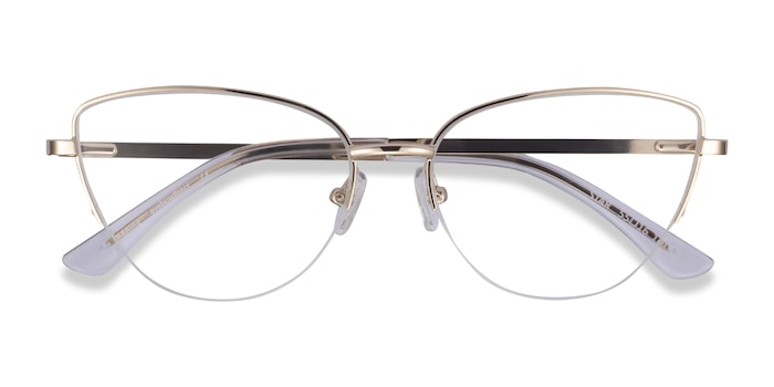 Gold Star -  Fashion Metal Eyeglasses