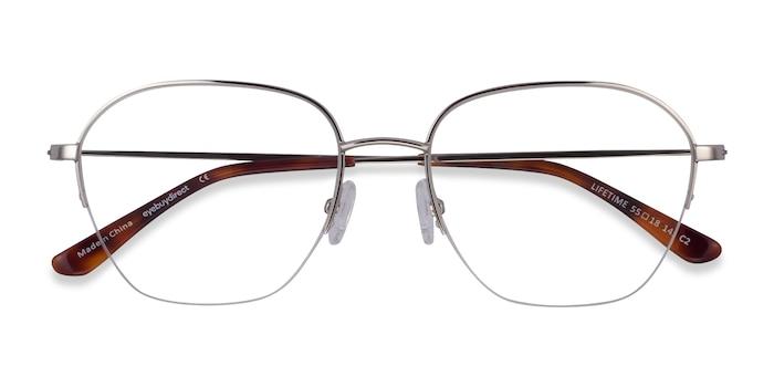 Silver Lifetime -  Metal Eyeglasses