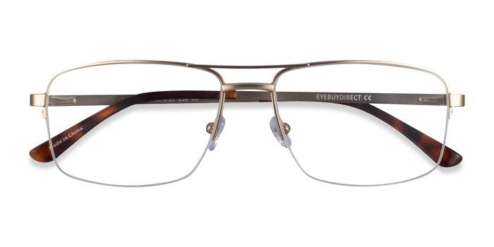 Gold Yorkville -  Metal Eyeglasses
