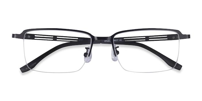 Black Nine -  Metal Eyeglasses