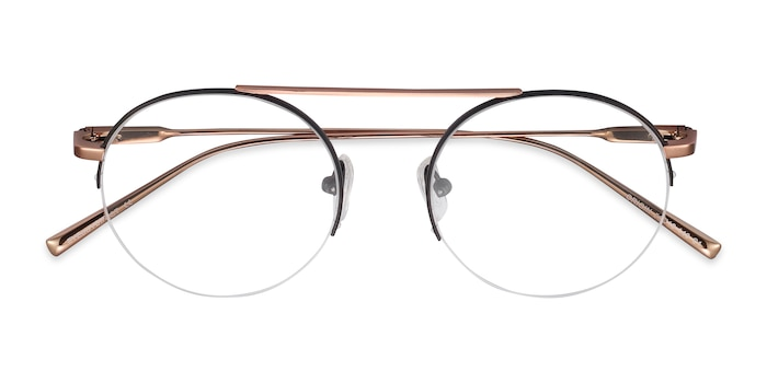 Black Origin -  Lightweight Titanium Eyeglasses