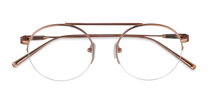 Gold Origin -  Lightweight Titanium Eyeglasses