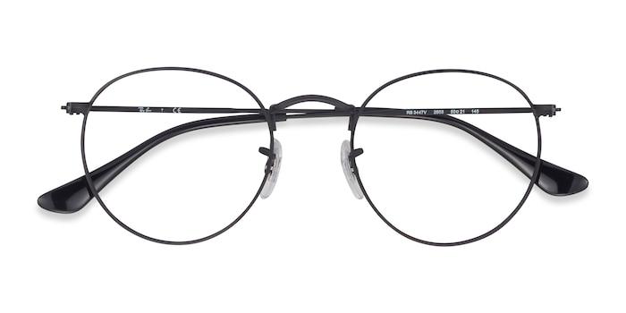 Black Ray-Ban RB3447V -  Metal Eyeglasses