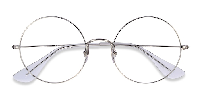 Silver Ray-Ban RB6392 -  Metal Eyeglasses