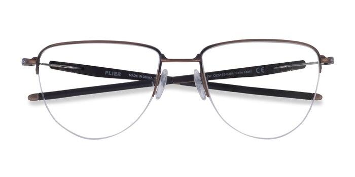 Bronze Oakley Plier -  Titanium Eyeglasses