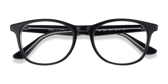 Black Ray-Ban RB5356 -  Acetate Eyeglasses