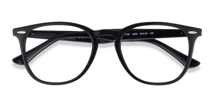 Black Ray-Ban RB7159 -  Plastic Eyeglasses