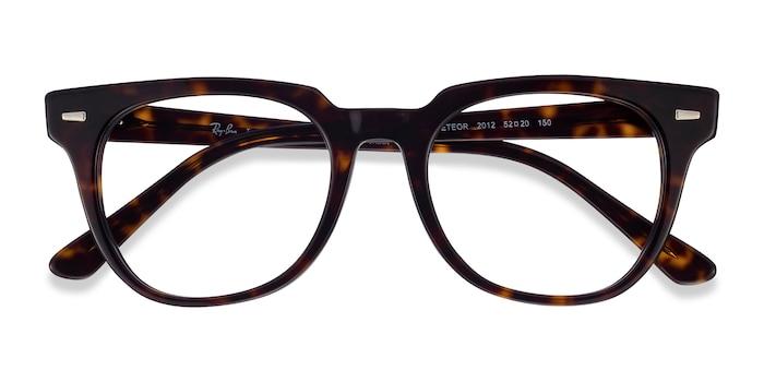 Tortoise Ray-Ban Meteor -  Acetate Eyeglasses