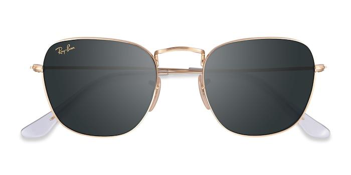 Legend Gold Ray-Ban Frank -  Metal Sunglasses