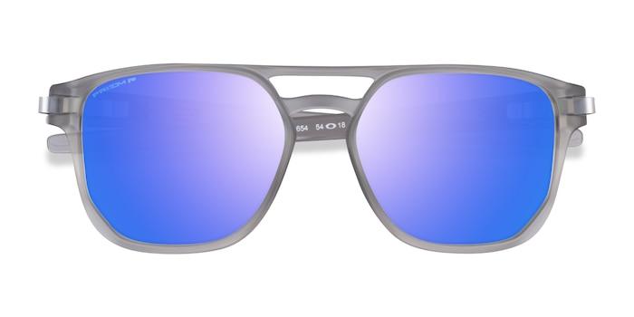Matte Gray Ink Oakley Latch Beta -  Plastic Sunglasses