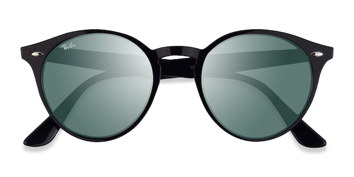 Black Ray-Ban RB2180 -  Acetate Sunglasses