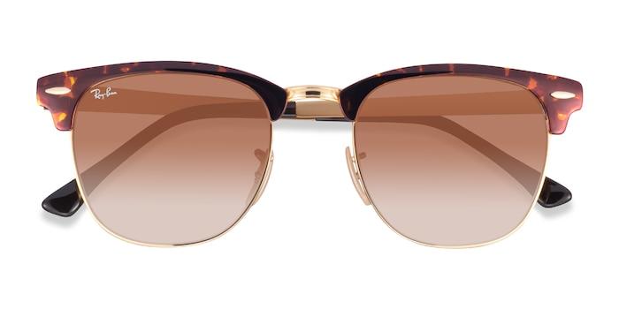 Havana On Arista Ray-Ban RB3716 -  Acetate Sunglasses