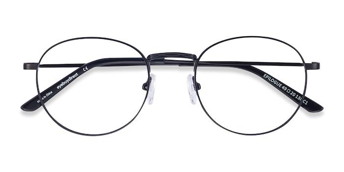 Black Epilogue -  Geek Metal Eyeglasses