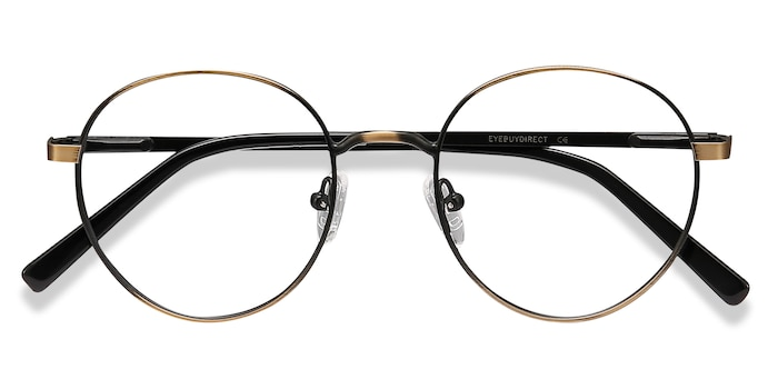 Bronze Nomad -  Metal Eyeglasses