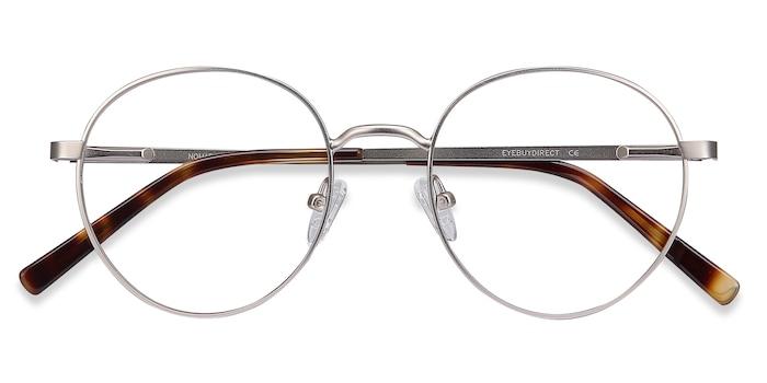 Silver Nomad -  Fashion Metal Eyeglasses