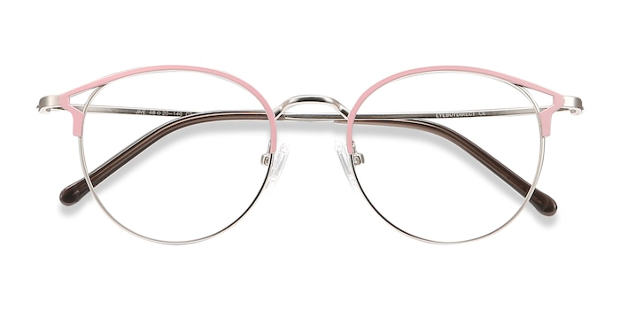 Pink Jive -  Metal Eyeglasses